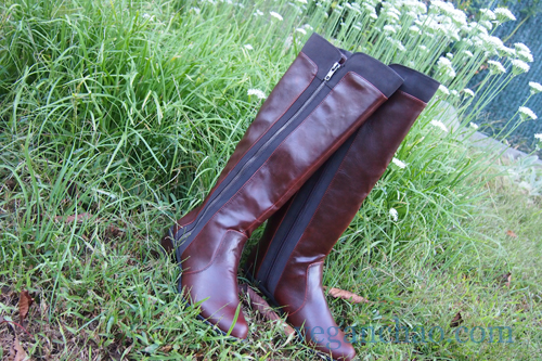 White Mountain Chariot Riding Boot