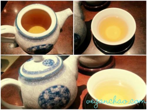 Cha'An Tea House St. Marks Tea