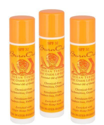 Burnout Lip Balm SPF 32