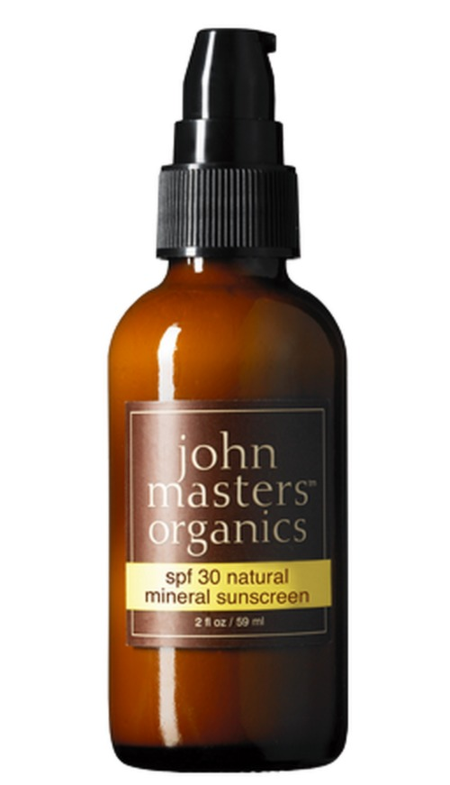 John Masters Organics SPF 30 Sunscreen