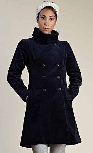 belden coat vegan vaute couture