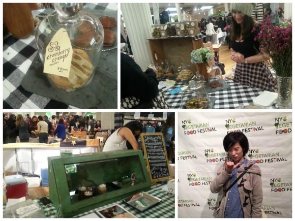 vegetarian food festival 2015