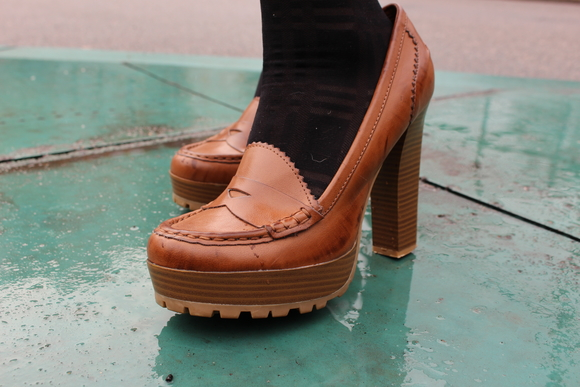 Saturday Style File – Schoolyard Separates vegan chao fashion mia shoes