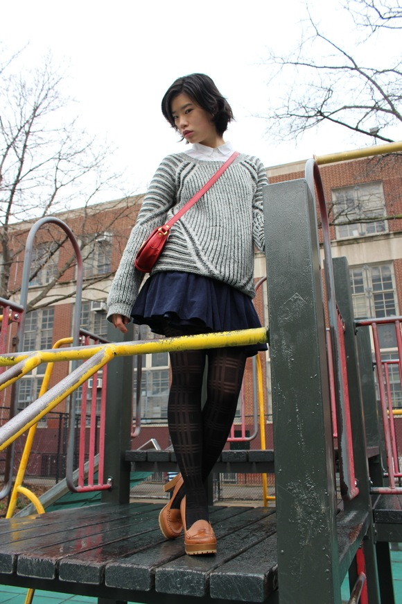 Saturday Style File – Schoolyard Separates vegan chao fashion sabine