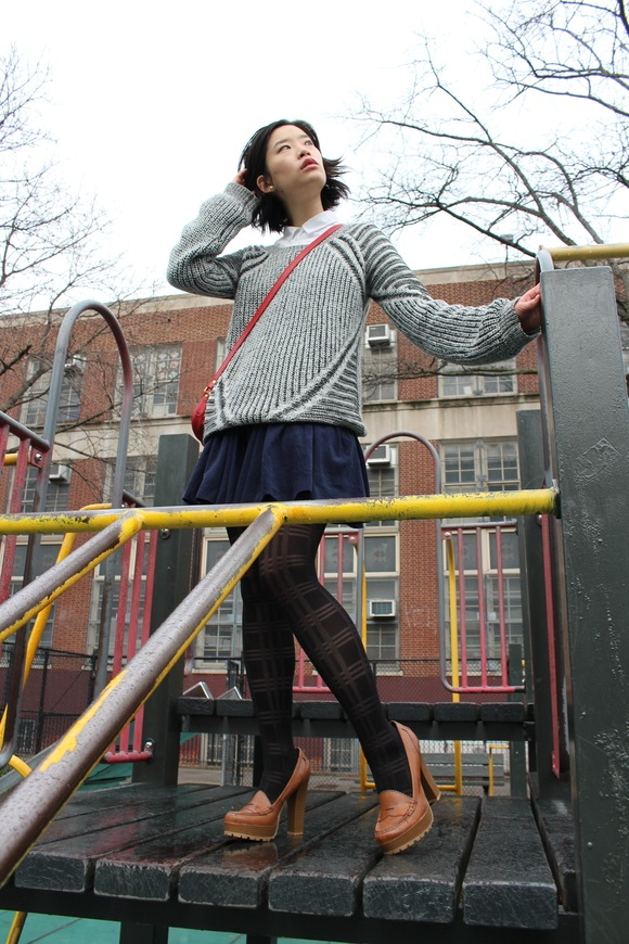 Saturday Style File – Schoolyard Separates vegan chao fashion