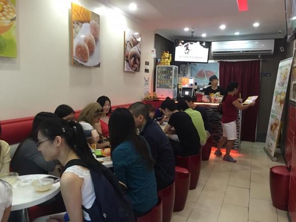 mango mango chinatown inside
