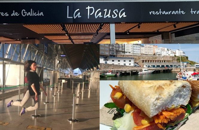 la coruna paris orly madrid new york newark vegan airport
