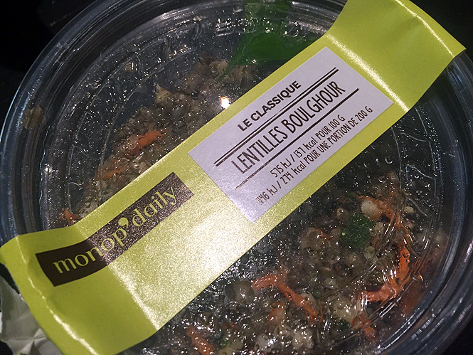 Paris Orly Airport Vegan Review_6590