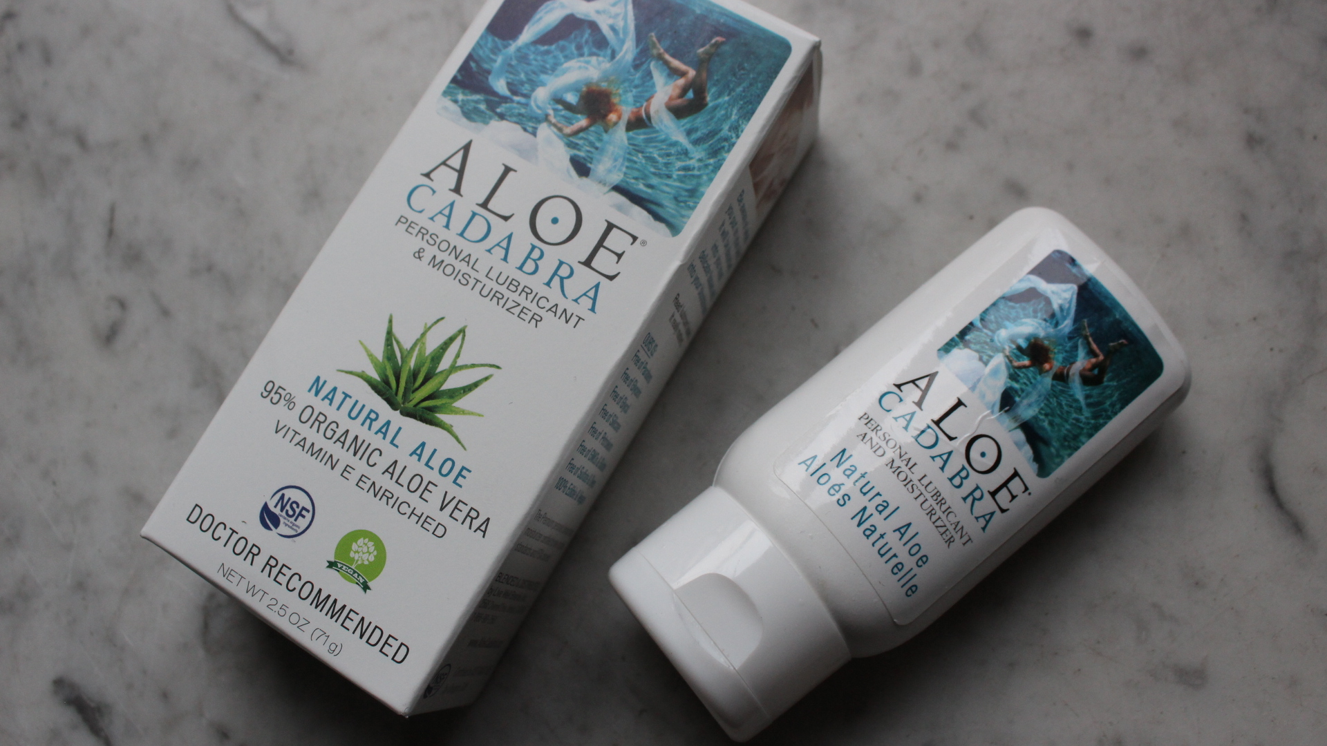 Vegan Lubricant Lube Review Wet Platimum Astroglide Natural Aloe Cadabra 2