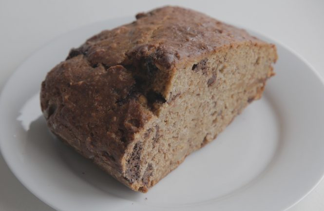 vegan chao banana bread recipe