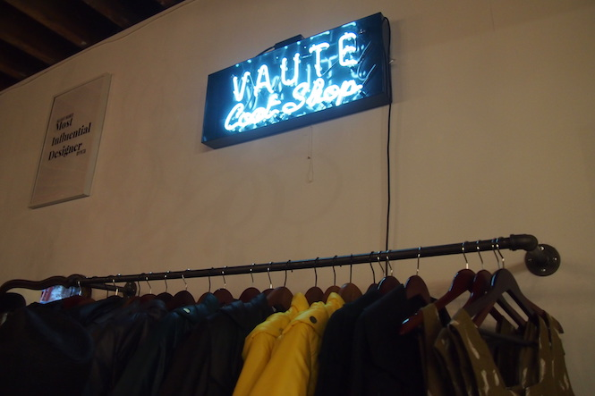 vaute couture vegan store opening nyc