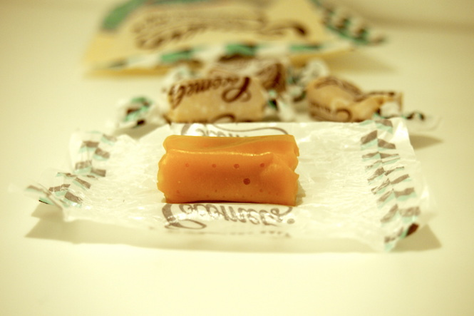 cocomel vegan chao review caramel